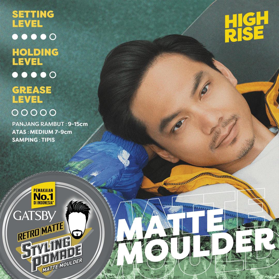 MATTE MOULDER Details