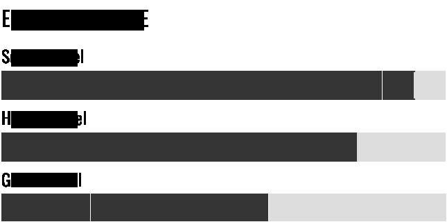 Radar Chart - PERFECT RISE