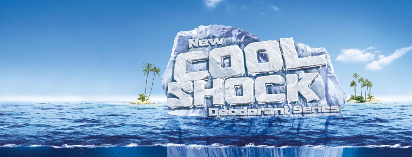 Cool Shock Deodorant