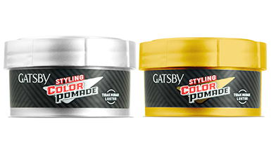 STYLING COLOR<br>POMADE - Gatsby