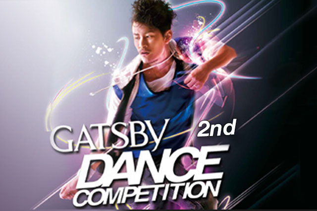 GATSBY Dance Competition 2nd (2009-2010)