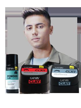 GATSBY Texturizing Clay - Gatsby